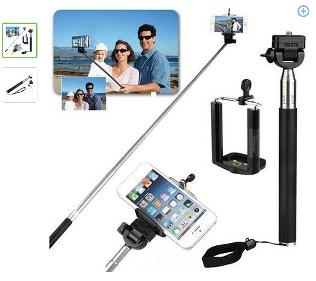 selfie stick clearance shipped clearance queens. Black Bedroom Furniture Sets. Home Design Ideas